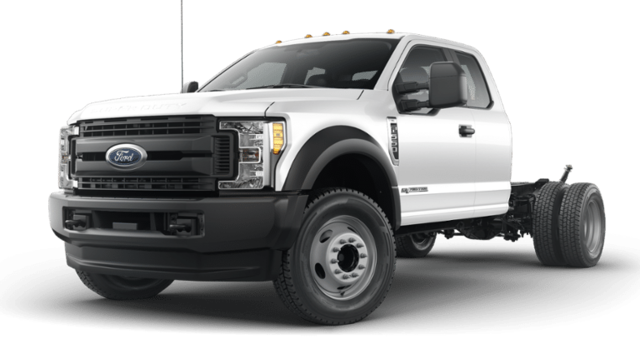 2019 Ford F-550 Chassis F-550 XL Truck Super Cab